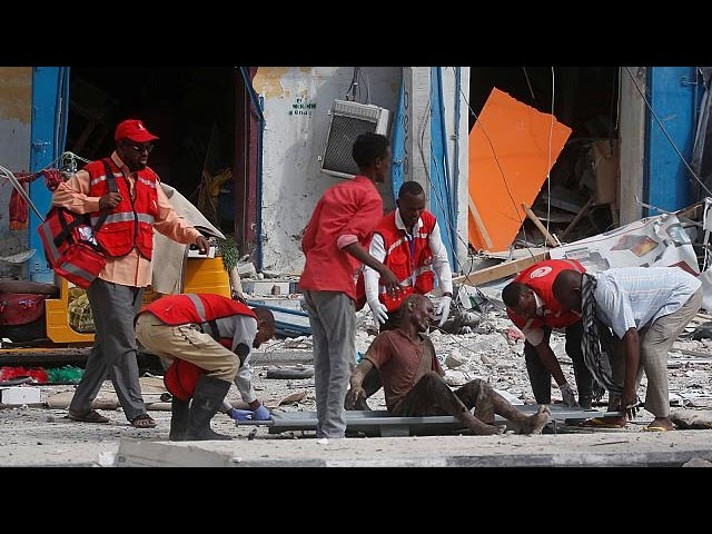 Somalia: death toll rises in Mogadishu hotel bombings
