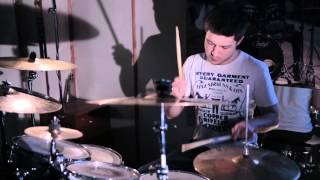 Small drums improvisation by Alexandr Seleznev