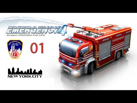 Willkommen in New York City! | Emergency 4 NYC Mod
