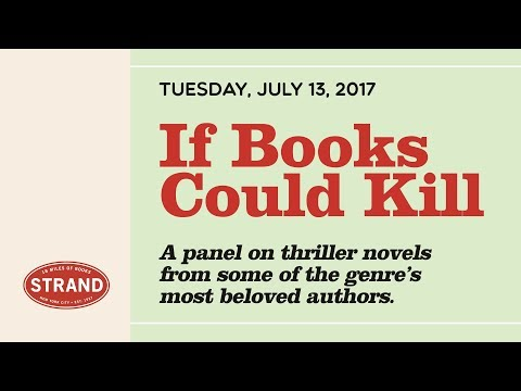If Books Could Kill | Thriller Authors Discuss the Genre