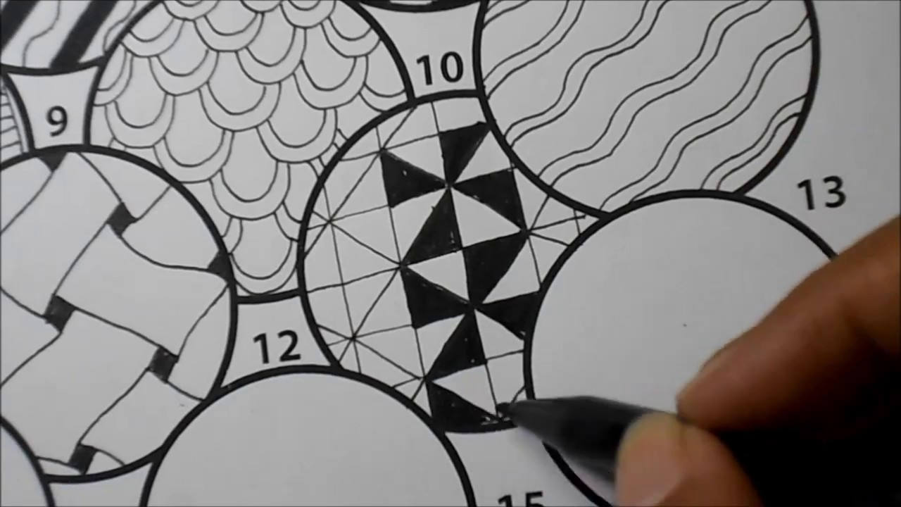 Easy Chinese Patterns To Draw How To Draw 20 Pattern...