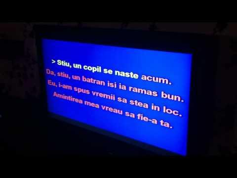 """Karaoke acasa - Rulotistii Veseli sept 2012 - fam  """" Feeling   !!  :)"""