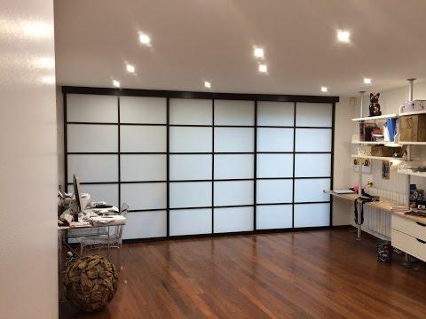 paroi japonaise doovi. Black Bedroom Furniture Sets. Home Design Ideas