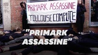 Primark à Toulouse: des militants s