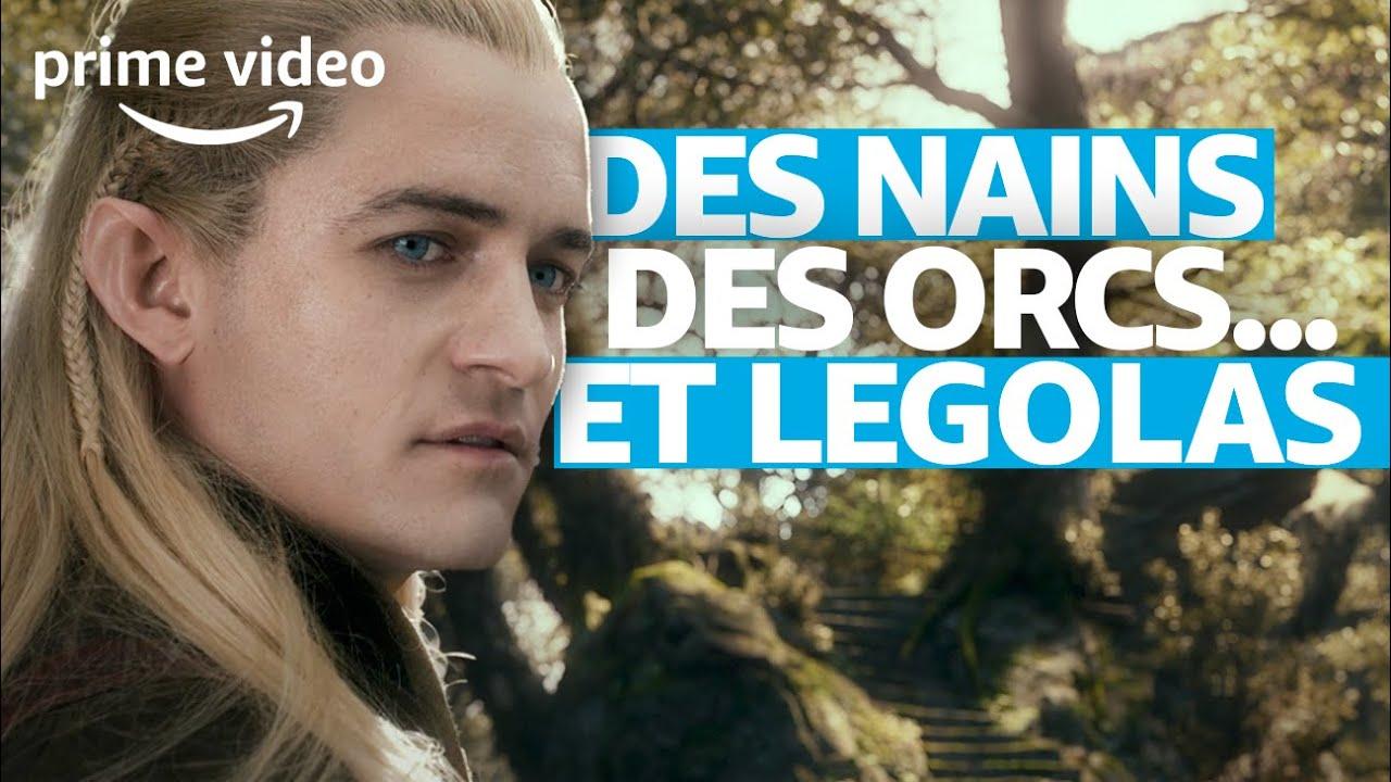 La Fuite en Tonneaux - Le Hobbit : La Désolation de Smaug   Prime Video