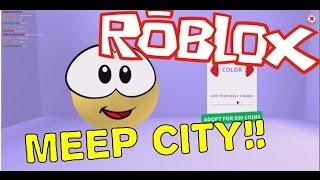 PETERSON Un MEEP!! Roblox Meep City Magyarul! /2.rész/