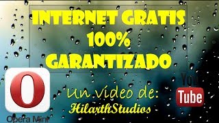 [Actualización]  Internet gratis opera mini/ Fresh Network VIP/ Navegacion full/ Android/ video HD(Suscribete al canal: http://goo.gl/UvNiMN ----------------------------------------------------------- NUEVO TRICK QUE FUNCIONA:..., 2013-10-13T19:07:21.000Z)