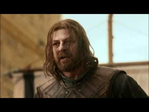 Game Of Thrones-Eddard Stark's Death