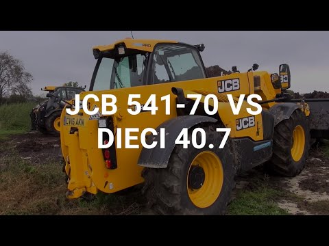 On Test – JCB 541-70 V Dieci 40.7