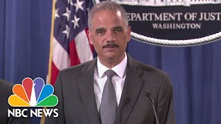 Eric Holder Fines Citigroup $7B In Mortgage Probe | NBC News