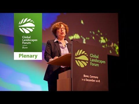 Karin Kemper - Opening plenary GLF Bonn 2018 - YouTube