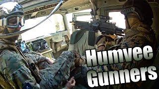 HUMVEE GUNNERS | Operation: End War - Ep. 1 | PolarStar M249 Gameplay
