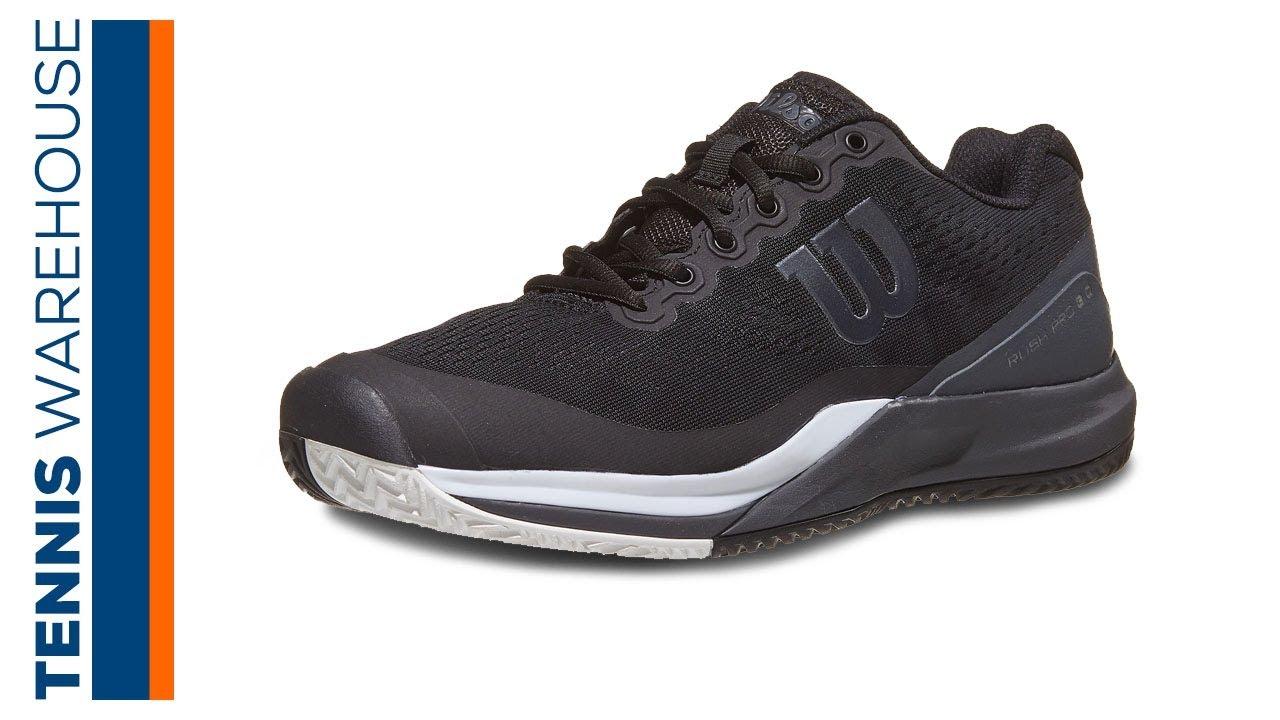Wilson Rush Pro 3.0 Men's Tennis Shoe Review