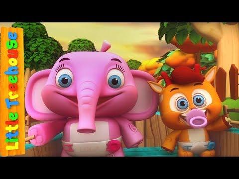 Little Treehouse Live Nursery Rhymes for Children