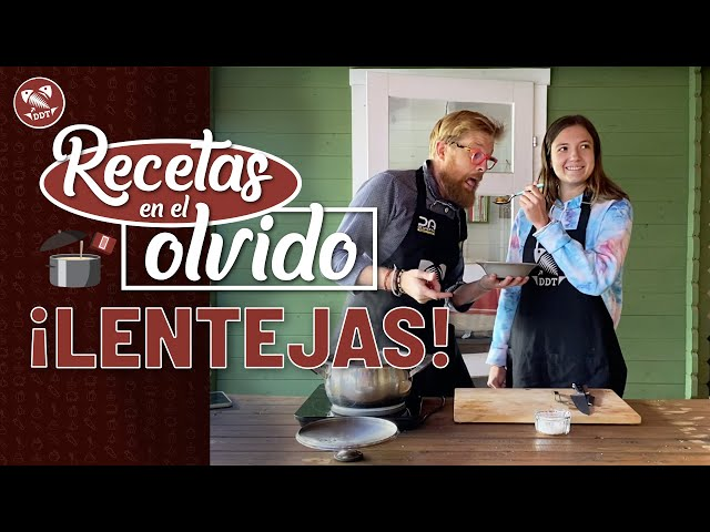 CÓMO HACER LENTEJAS CASERAS | RECETAS EN EL OLVIDO
