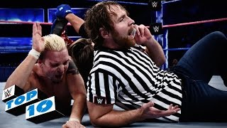Top 10 SmackDown Live moments: WWE Top 10, Oct. 11, 2016