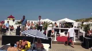 MC Chappell & Mr. Saxo B. & DJ Vignon S. - Please Me Part I @ Beachclub Royal 21-07-2013