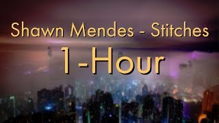 """Shawn Mendes """"Stitches"""" 1 Hour!"""