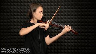 Дарья Фишер играет на электроскрипке YAMAHA SV130(Представляем обзор электроскрипки YAMAHA SV130 http://bit.ly/1FTES11 от очаровательной Даши Фишер. YAMAHA SV130 – полупрофесси..., 2015-07-31T06:33:50.000Z)