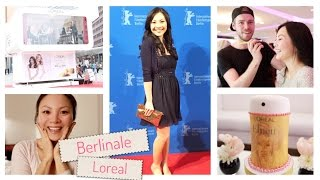 Get Ready With Me ROTER TEPPICH BERLINALE + LOREAL EVENT | Mamiseelen