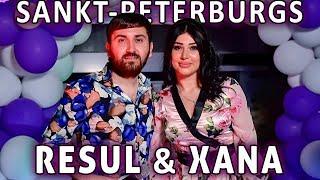 Resul Abbasov ft. Xana - Sankt-Peterburg Konserti (Russia)
