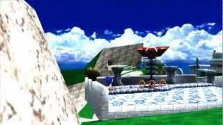 Sonic Generations - Blue Coast Zone (Attempt)