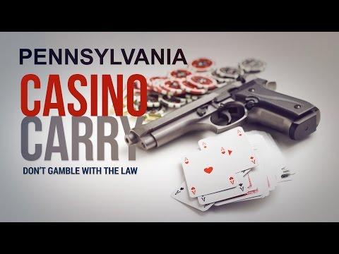 Casino Carry - Pennsylvania