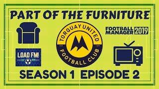 FM19 | Part of the Furniture | S1 E2 - CHRIS KAMARA MOMENT | Football Manager 2019