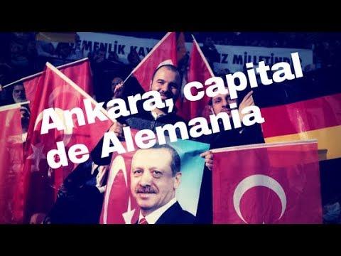 Ankara, capital de Alemania
