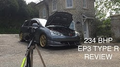 Owning A 234 BHP EP3 Type R, Modified Car Review | Plus A Massive Shout Out To 6TWO1!!