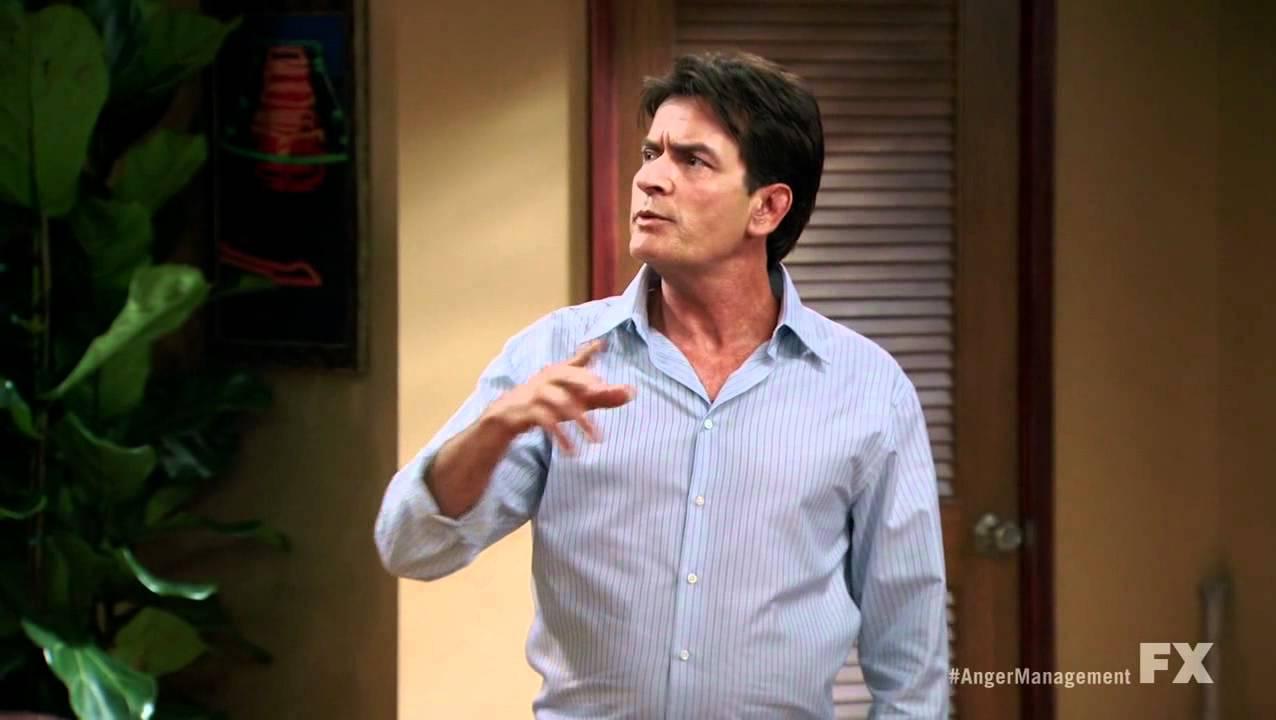 Download Anger Management trailer Season 1 charlie sheen 720p