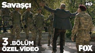 Necati Bey, oğlu Serdar Üsteğmen'in müjdeli haberini aldı! Savaşçı 3. Bölüm
