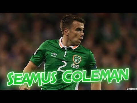 Seamus Coleman ★ Best Attacking and Defending Skills (HD)