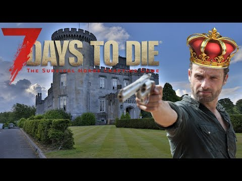 King Of The Server - 7 Days To Die PVP