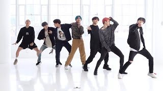BTS (방탄소년단) 'Boy With Luv' Dance Practice NOT MIRRORED (WITH HD AUDIO) [STUDIO VERSION SONG]