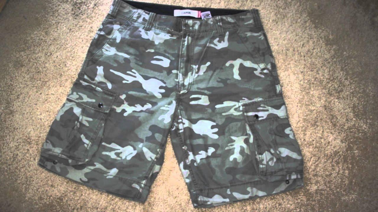 camo cargo shorts for men amp women from digital to green
