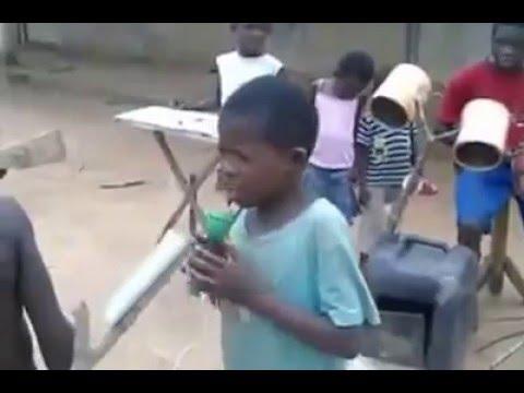 Creative and Innovative Igbo Kids Playing Music