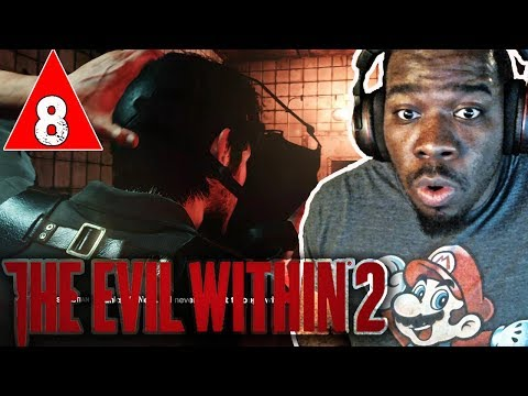 Evil Within 2 Gameplay Part 8 - This Changes Everything Gas Mask Evil Within 2