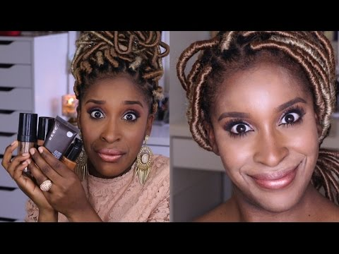 ASHY Foundation and Camera Flashback! | Jackie Aina