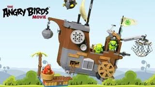 LEGO The Angry Birds Movie Piggy Pirate Ship from LEGO