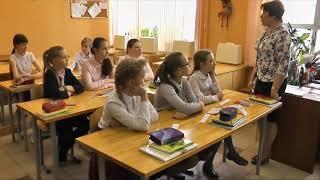 Золоманова Ольга Николаевна, учитель технологии, фрагмент урока