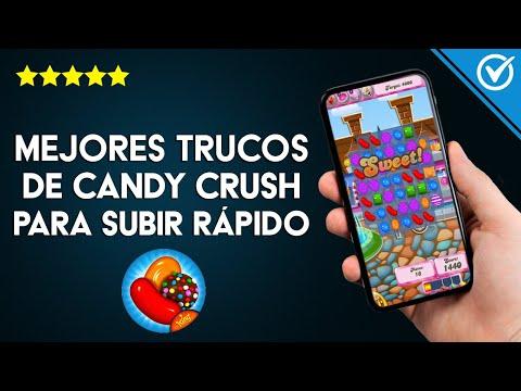 Los Mejores Trucos de Candy Crush Saga para Conseguir Vidas, Lingotes, Boosters y Pasar Niveles