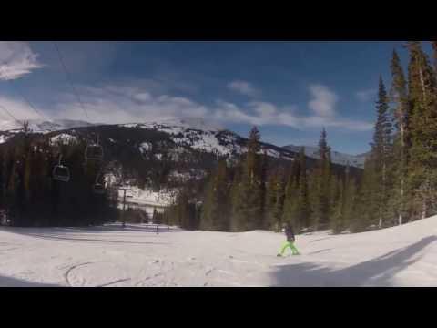 Haislett Ski Trip 2017 - Loveland and Breckenridge