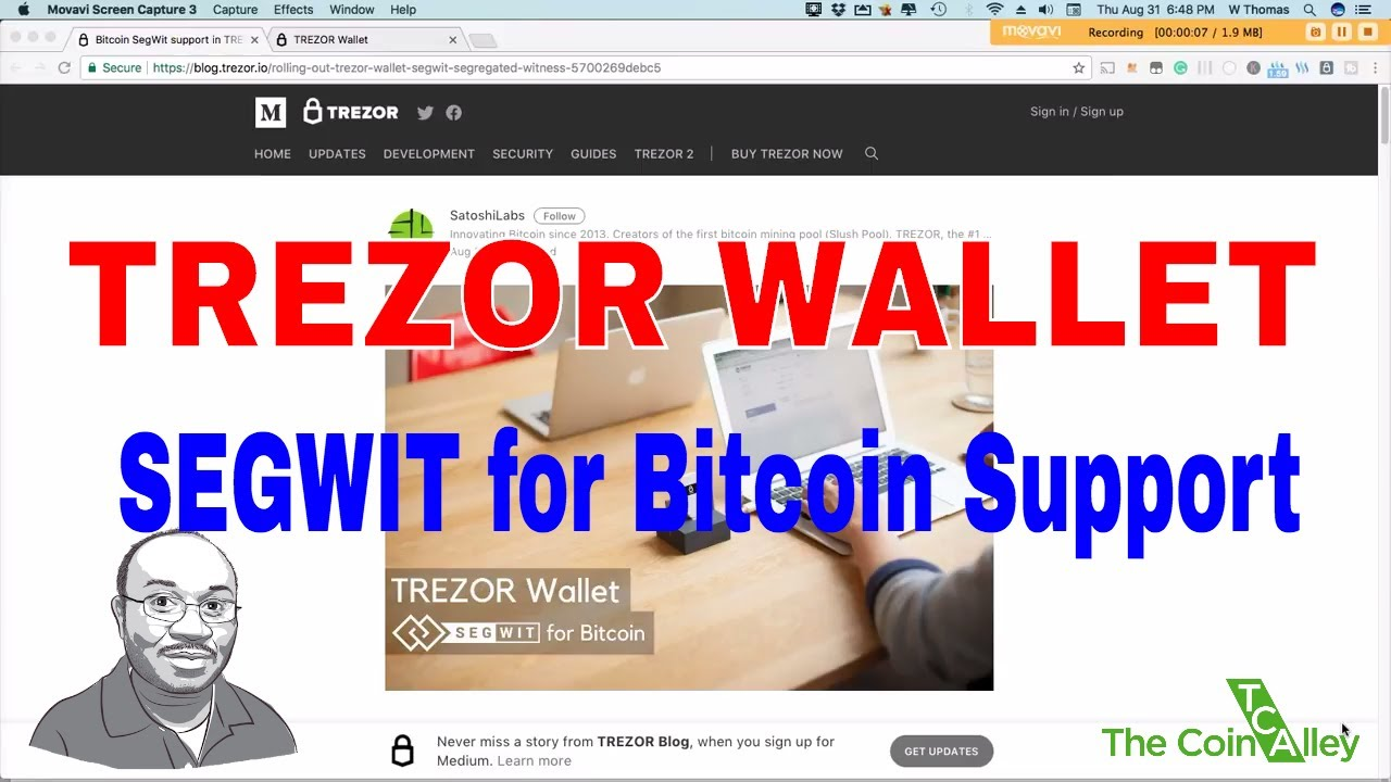 Bitcoin Core Will Not Sync Does Trezor Support Segwit Litecoin
