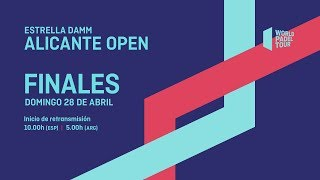 Finales - Estrella Damm Alicante Open 2019 - World Padel Tour