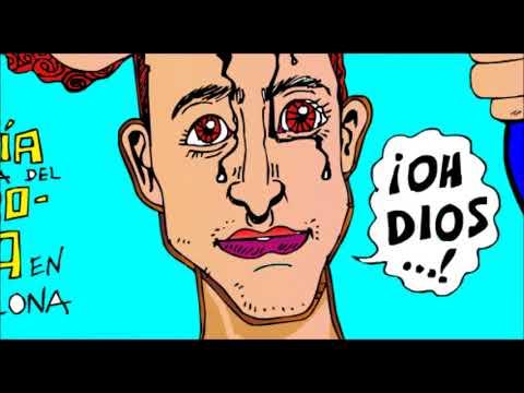 terrorismo en barcelona y el mundo caricatura politica soto video carton