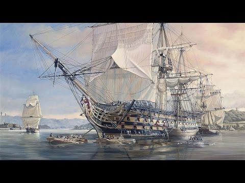 ПАРУСНИКИ ЗОЛОТОГО ВЕКА ПИРАТСТВА (1650 ПО 1730 г)
