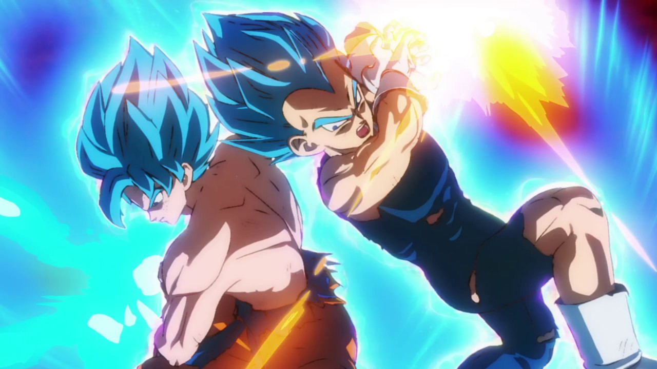 Dragon Ball Super Broly Bande Annonce Actuellement Vf Youtube