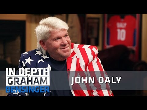John Daly: I lost $55 million gambling