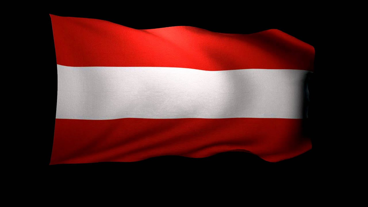 3d rendering of the flag of austria waving in the wind youtube